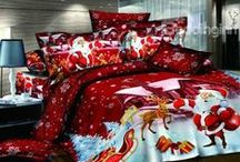 Christmas Bedding / Beddinginn provides with high quality Christmas Bedding and other Special Holiday Bedding online. Here you have beddinginn to meet all your Christmas needs and perfect your Christmas and other holidays. / by bedding inn