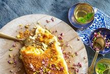 Middle Eastern Bites / Gorgeous, delicious Arabian food and drink from and inspired by the Middle East and North Africa / by Elan Magazine