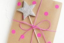 Gift Wrapping for Kids / 'Shine Kids Crafts' - a shop with special craft supplies / kits at wholesale price https://www.etsy.com/hk-en/shop/ShineKidsCrafts