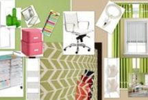 Craft Room Organization and Design Ideas / Just a few items that can help keep order in an overwhelming craft room.
