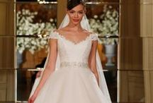 Bridal Looks / our favorite looks from bridal fashion week 2014 / by Windwood Weddings
