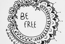 Free / It is for freedom we have been set free.