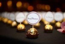 wedding - in gold