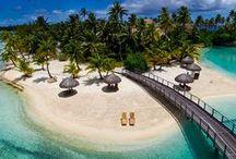 Travel somewhere warm / travel destinations in warm climates