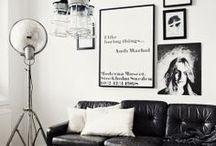 Interior Design / living inspiration