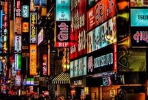 Travel to Japan / All the places in Japan I'd like to visit.