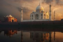 Travel to India / All the places I want to visit in India.