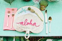 Travel-inspired decor / Any decoration that is travel related!