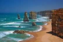 Travel to Australia and New Zealand / All the places I want to see in Australia and New Zealand.