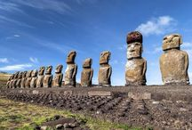 Travel to South America / All the places I want to visit in South America.