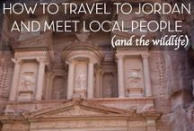Travel to Middle East / All the places I want to go in the Middle East.
