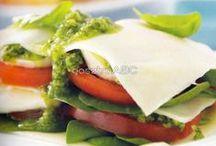 Vegetáriánus álom / Finomságok hús nélkül