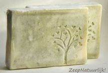 Soap by ZeepNatuurlijk! / Some of the soaps I made. They are also on my website, along with many others. www.zeepnatuurlijk.nl