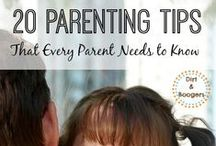 Parenting / Tips and tricks for kid wrangling