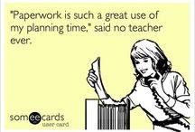 Att vara lärare ☺