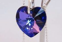 Swarovski Crystal Jewelry / As my shop has been changed to Shine Kids Crafts, instead of Shine Jewelry, all related jewelry will be sold at wholesale price. Only some jewelry left, come and have a look: http://stores.ebay.com/Shine-Kids-Crafts  / by Shine Kids Crafts