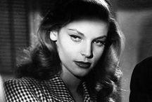 icon | Lauren Bacall