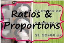 Ratios and Proportional Reasoning