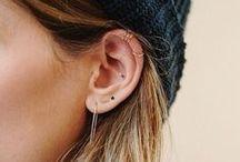 piercings + jewellery