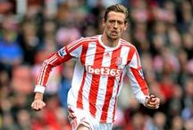 Peter Crouch / #PeterCrouch #StokeCity