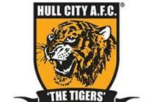 Hull City AFC / #HullCity #HullCityTigers #HullCityAFC #hcafc