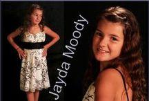 Jayda Moody / Jayda Moody - Dancer and Actress