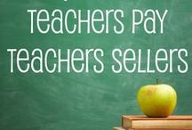 TPT Teacherpreneurs / A board of useful ideas for TpT sellers, bloggers and teacherpreneurs.