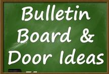 Bulletin Board and Door Ideas / Awesome  classroom bulletin boards and doors.