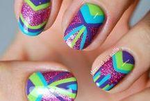Nails, Nails, Nails / by Bedding inn   Home Decor