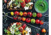 Tomatoes! / inspiration for delicious tomato recipes....