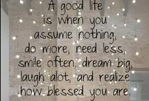 Quotes / by Rebecca Van Scoy