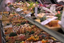 From our Deli / Our deli features the best sandwiches in town, homemade meals you can eat here or take home to enjoy. Fresh salads, wraps, deli meats, and our daily specials will have you coming back again and again.