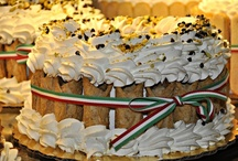 Bakery Delights / Our bakery is filled with homemade deserts, pastries, cakes, fresh baked bread, gelato and more.