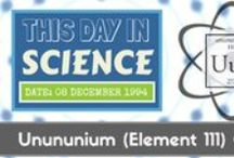 This Day in Science / Key events in Science history.