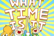 What time is it? / AAADVENTURE TIME