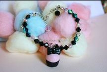 My Pendants and bracelets / tinkypinky miniatures and jewelry