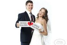 Gadżety ślubne / Różne, różności na ślub i wesele