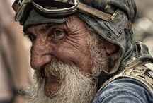 Every Face Tells a Story / Faces from around the World