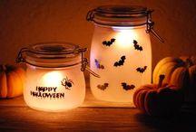 DIY Halloween et Déco / halloween DIY, home decorating ideas, halloween home decor, bricolage, déco, deco