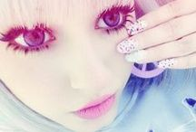 Make up & Beauty ♡ /  ♡ / by Mina ☆*`*♥