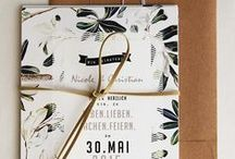 Wedding invitations and stationery / Wedding invitations and stationery