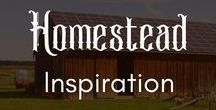Inspiring Homesteads | Homesteading | Outdoors / Here's tips to get you started on your homestead, easily and safely! #homesteading #sustainable This board is by invitation only for bloggers I invite and pinners who are students of my Pin To 100K course. Join at http://pinto100k.com
