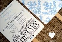 Purely Weddings Invitations and stationery / Invitations and stationery I've created