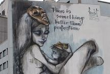 Street Art and Graffiti / by The Gypsy