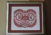 Ślub, rocznice - Wedding, Wedding anniversary / Gifts, Paintings, Towels