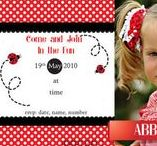 Lady Bug Party Ideas / Lady Bug party ideas for the girls