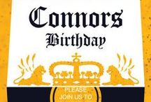 Corona Beer Party Ideas / Corona beer party ideas perfect for beer lovers. Men's birthday, men's birthday  invitation