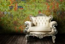 """The Tudor Collection - Deconstructed / Blackpop and the National Portrait Gallery collaborate for Blackpop's second fabrics & wallpapers collection  """"The Tudor Collection - Deconstructed"""""""