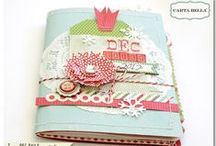 Scrapbooking | Tagebücher / Gedanken, Erlebnisse, Erinnerungen, Inspirationen... in einem selbst gestalteten Scrapbook kannst Du all Deine Ideen festhalten. Schau mal was wir hier für Dich so haben!