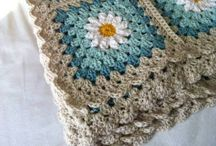 Granny Square Patterns / Crochet Granny Square patterns and tutorials